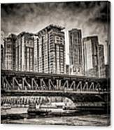 Lake Shore Drive Lsd Canvas Print