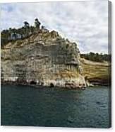 Lake Superior Pictured Rocks 27 Canvas Print