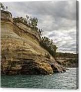 Lake Superior Pictured Rocks 53 Canvas Print