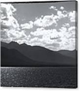 Lake Tahoe Heavenly Canvas Print