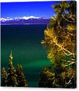 Lake Tahoe Vista Canvas Print