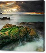 Lands End Canvas Print