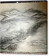 Landscape 50 Canvas Print
