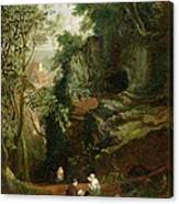 Landscape Near Clifton Canvas Print