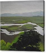 Landsend  No. 2 Canvas Print