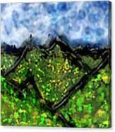 Landsocapeo Canvas Print