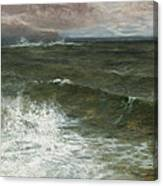 Lannacombe Bay Canvas Print