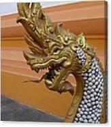 Laos Naga  Canvas Print