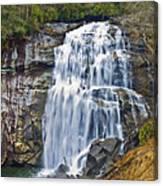 Large Waterfall Canvas Print