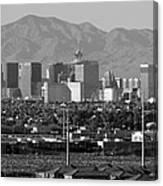 Las Vegas Suburbs Canvas Print