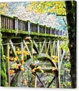 Latourel Creek Bridge Canvas Print