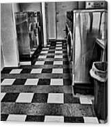 Laundry Darks Canvas Print