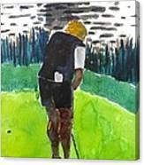 Laura Davies Canvas Print