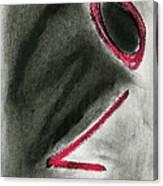 Le Muerte Canvas Print