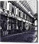 Leadenhall Market Canvas Print