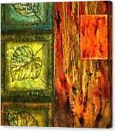 Leaf Whisper 3 Canvas Print