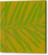 Leafy Art I Canvas Print