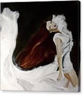 Leave A Whisper Canvas Print
