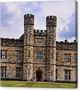 Leeds Castle Canvas Print