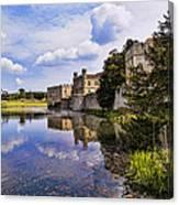 Leeds Castle Kent England Canvas Print