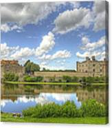 Leeds Castle Reflected Canvas Print