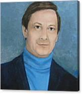 Len In 1981 Canvas Print