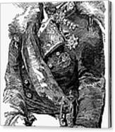 Leopoldo Odonnell Canvas Print