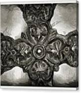 Let Mercy Reign 4 Canvas Print