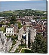 Lewes East Sussex Canvas Print