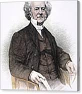 Lewis Tappan (1788-1873) Canvas Print