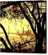 Liberty Fall Canvas Print