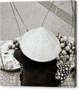 Life In Hue Canvas Print