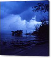 Lifting Storm Canvas Print