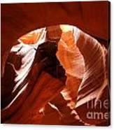 Light Curve Canvas Print