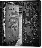 L.i.g.h.t. Canvas Print
