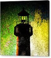 Light Of Hope Canvas Print