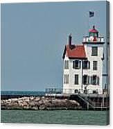 Lighthouse Ohio Canvas Print