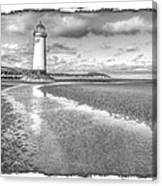 Lighthouse Reflected Canvas Print