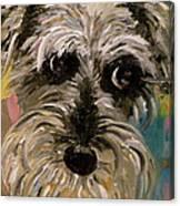 Li'l Millie Canvas Print