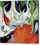 Lilies In Splendor Canvas Print
