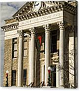 Limestone County Courthouse Alabama Canvas Print