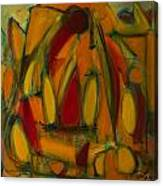 Limits Rising Canvas Print