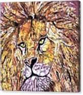 Lion1 Canvas Print