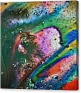 Liquid Candy Canvas Print