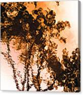 Liquid Tree Canvas Print
