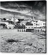 Lisbon Ix Canvas Print