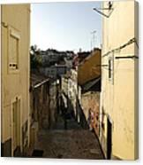 Lisbon Story Part3 Canvas Print