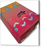 Little Big Horn Box Canvas Print