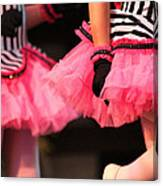 Little Pink Tutus Canvas Print