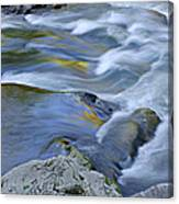 Little River Great Smoky Mountains Canvas Print